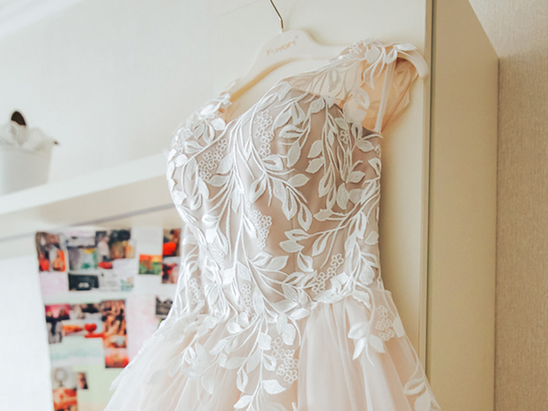 wedding dress preservation and cleaning san antonio